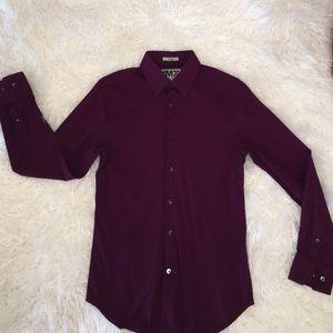 Express Shirts - Men's Express Slim Fit dress shirt